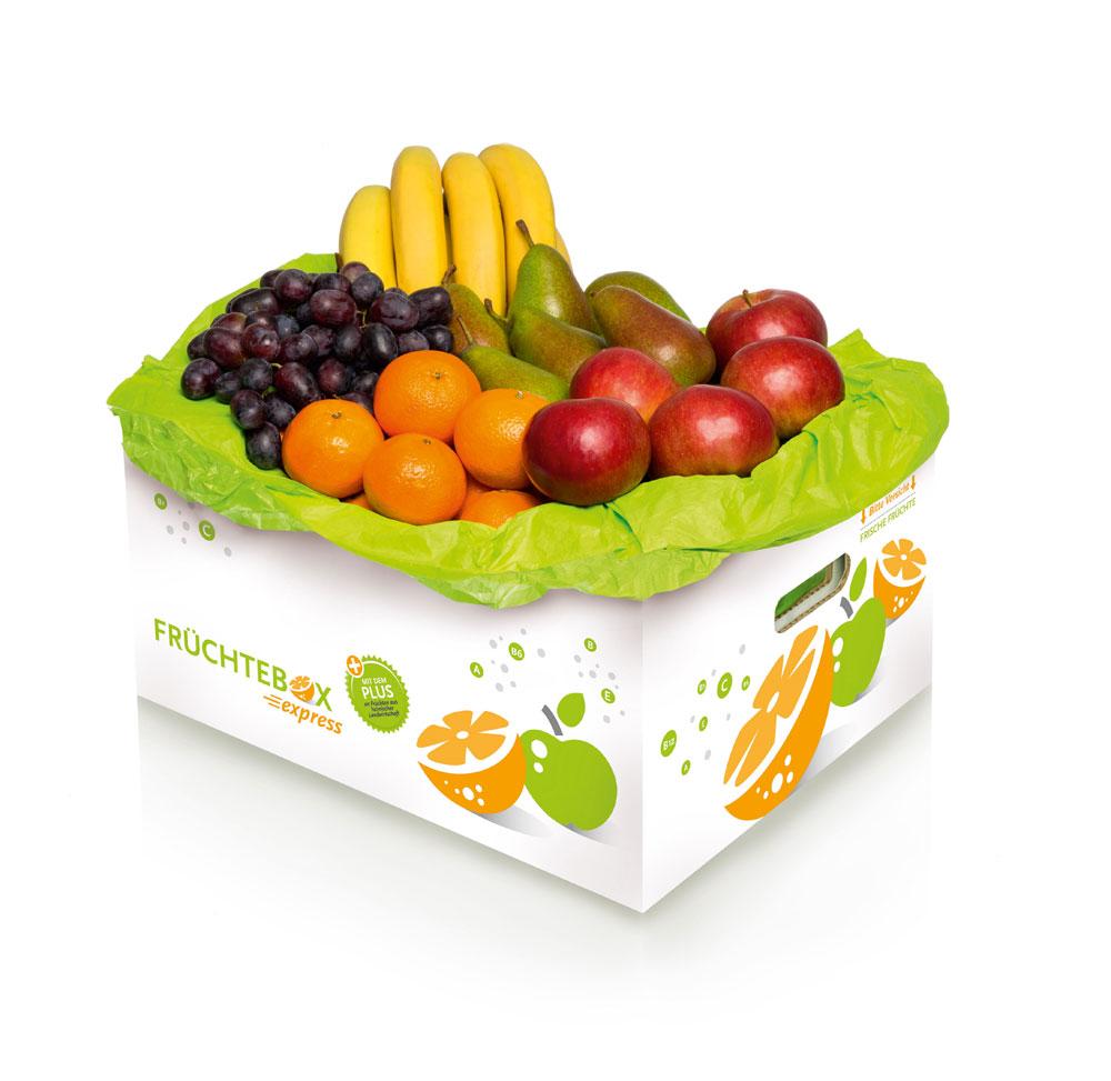 Früchtebox Express > Geschenkbestellung